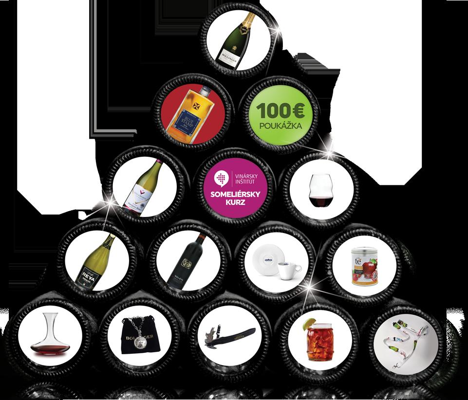Wineplanet vianočná hra
